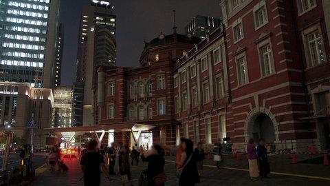 東京駅復元駅舎