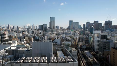レム秋葉原から東京方面