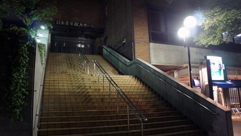 日本青年館大ホール