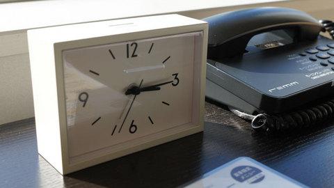 目覚まし時計がリニューアル