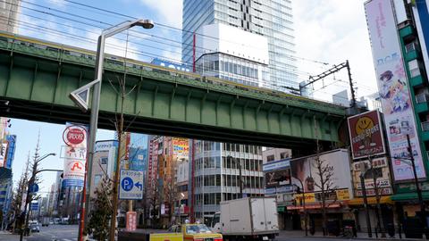 総武線高架橋