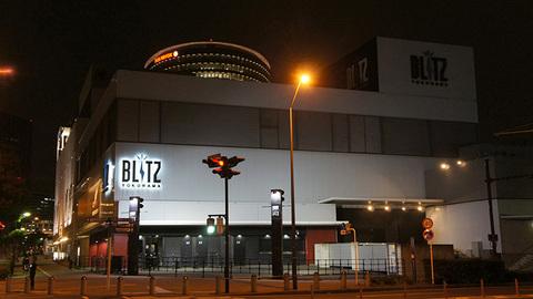 夜の横浜BLITZ