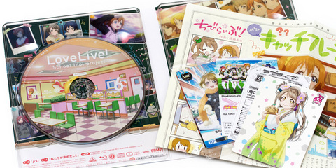 「ラブライブ!」2nd season Blu-ray第6巻