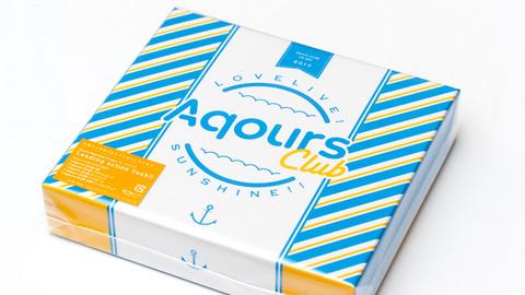 Aqours CLUB CD SET