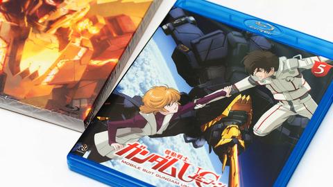 ガンダムUC Blu-ray5巻