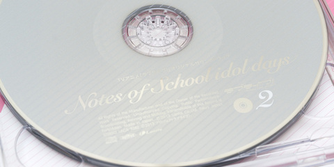 Notes of School idol days Disc2