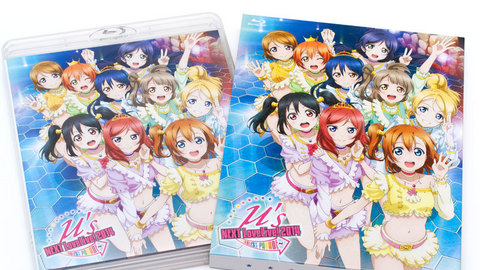 ラブライブ!μ's →NEXT LoveLive! 2014 ~ENDLESS PARADE~ 0209