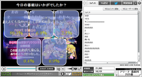 AKB0048 next stage 14話先行上映