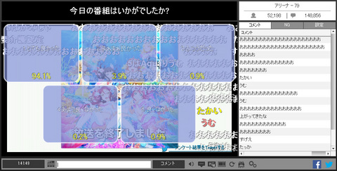ラブライブ!サンシャイン!! 2ndシングル発売記念生放送 ~8時だよ!Aqours全員集合!!~